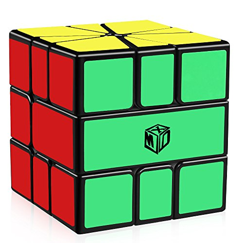 D-FantiX X-Man Volt Square 1 Speed Cube SQ-1 Magic Cube Puzzle Toys Black