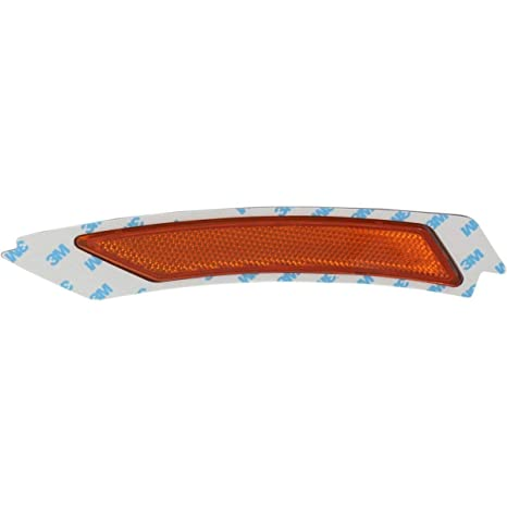 New Rear Left Side Bumper Reflector For 2015-2018 Dodge Challenger CH1184105 68211189AA
