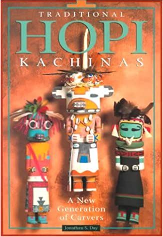 Traditional Hopi Kachinas A New Generation Of Carvers Jonathan S