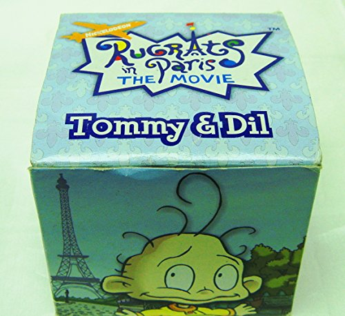 rugrats-in-paris-tommy-and-dil-chatback-talking-lcd-watch-new-in-box