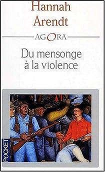 """Résultat de recherche d'images pour """"du mensonge à la violence"""""""