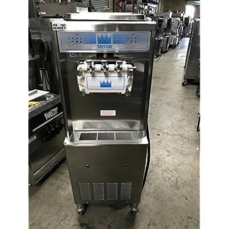 2012 TAYLOR 336 SERIAL M2086757 1PH AIR Soft Serve Frozen Yogurt Ice Cream Machine