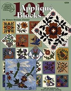101 Appliqué Blocks