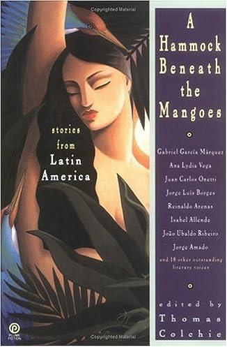amazon    a hammock beneath the mangoes  stories from latin america  plume fiction   9780452268661   thomas colchie  books amazon    a hammock beneath the mangoes  stories from latin      rh   amazon