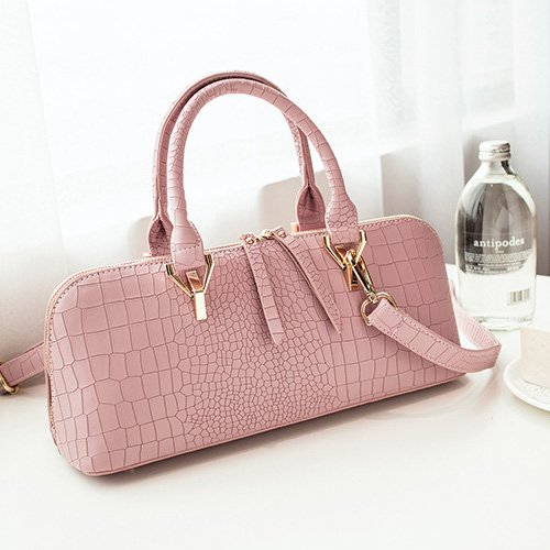 Sac Femme ROSE Femmes Sexy À Graded Pour Sacs Main Sacs Fille Mode Lady D'épaule Top Baguette Totes Design AASSDDFF Nouveau Crossbody Design A1Zwg7