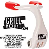 Pro Standard Grill Mount 2.0 The best Mouth mount For GoPro Cameras