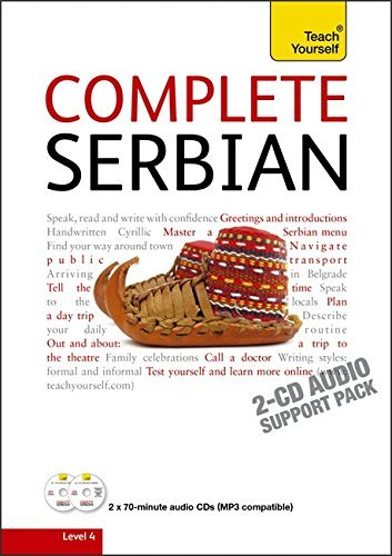Complete Serbian Audio Support PDF