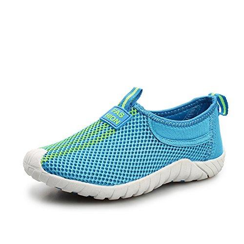 Hasag Zapatos de Tela Zapatos Casuales Antideslizantes de Fondo Suave Zapatos de Madre Zapatos de Malla Transpirable Zapatos Deportivos Shallow moon