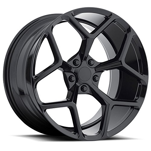 MRR Wheels M228 20x10/20x11 Chevy Camaro 5x120 23/43 Black