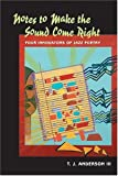 img - for Notes to Make the Sound Come Right: Four Innovators of Jazz Poetry book / textbook / text book
