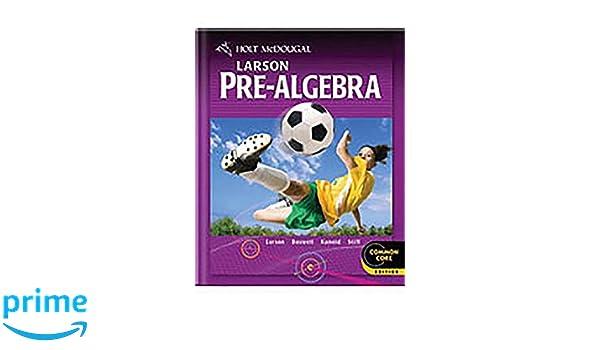 pre algebra book holt mcdougal
