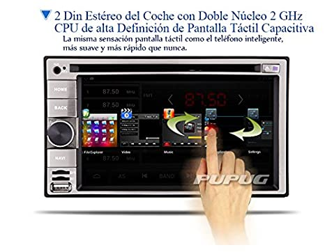 WiFi Android 4.2 Reproductores de DVD con GPS Android ...
