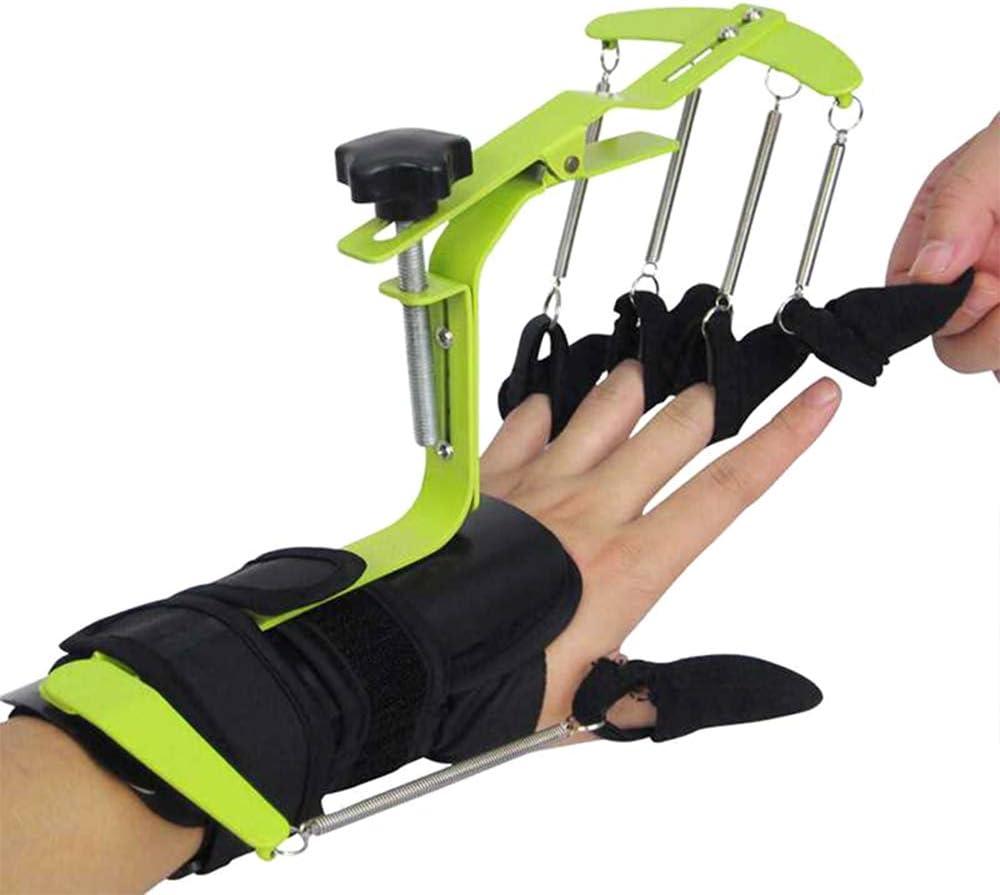 YUXINCAI Reparación De Tendones Dinámicos De Entrenamiento Manual En Pacientes con Órtesis De Muñeca Órtesis Dinámica Activa De Muñeca Y Dedo Multifuncional Activa Y Pasiva