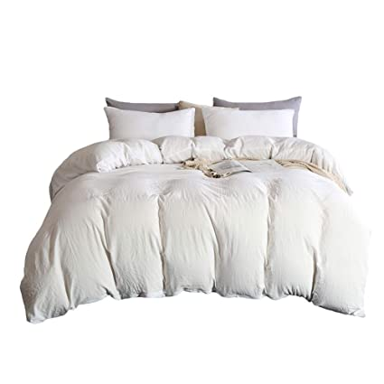 Amazoncom Move Over 3 Pieces White Bedding All White Duvet Cover