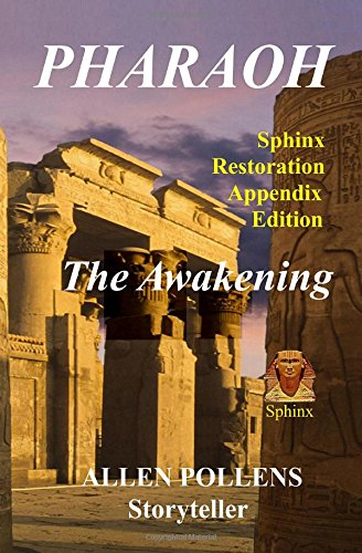 Book: Pharaoh - The Awakening by Allen Pollens