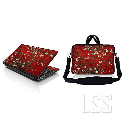 Laptop & MacBook PRO Sleeve Bag Carrying Case w/Handle & Adj
