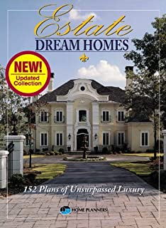 Luxury Dream Homes, Third Edition: Home Planners: 9781881955870 ...