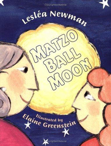 Matzo Ball Moon ebook