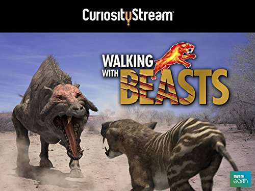 Amazon Com Walking With Prehistoric Beasts