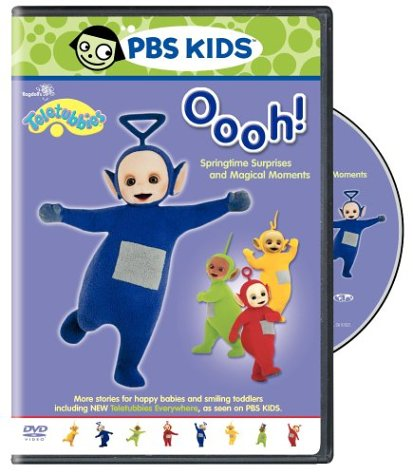 Teletubbies - Oooh! Springtime Surprises and Magical Moments by Pbs Home Video