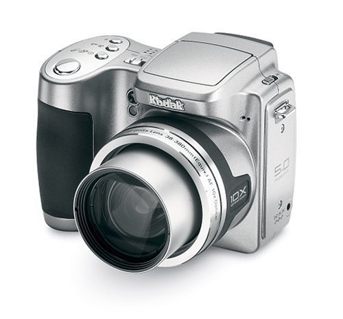 Kodak Easyshare Z740 5 MP Digital Camera with 10xOptical Zoom (OLD MODEL) (Manuals Kodak Easyshare)