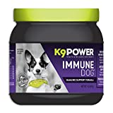 K9-Power Immune Dog – Immune System Support for Dogs – 1 Pound
