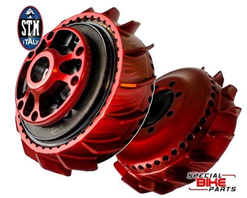 Ducati STM Evo de GP de sinter metal 40 dientes embrague combinado Juego: Amazon.es: Coche y moto
