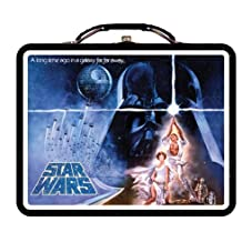Lunch Box - Star Wars - Blue Style Metal Tin New Gifts 347637 (1 Style)