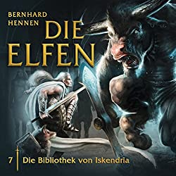 Die Bibliothek von Iskendria (Die Elfen 7)