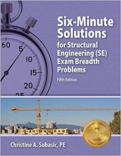Six minute solutions for structural engineering se exam breadth six minute solutions for structural engineering se exam breadth problems 5th edition fandeluxe Images