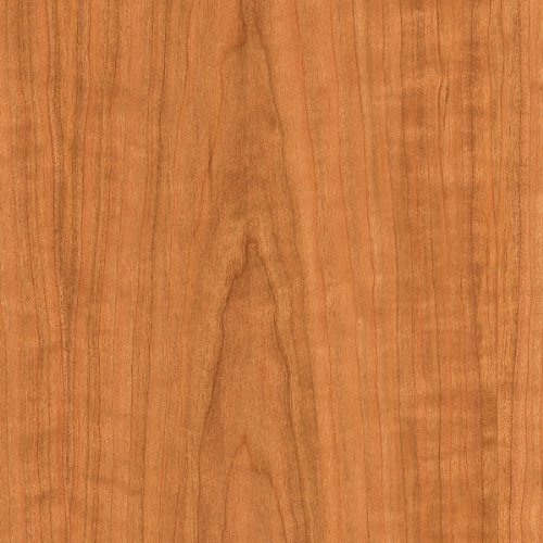 Cherry Wood Veneer Plain Sliced 4x8 NBL Sheet - Plain Column Wrap