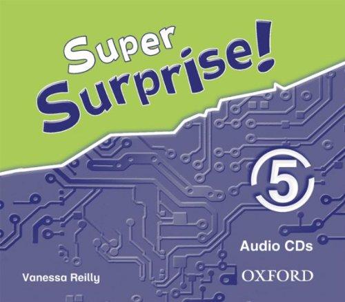 Super Surprise!: 5: Class CD pdf epub