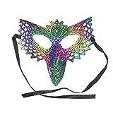 Women Gilding Lace Bird Owl Beak Masquerade Mask Party Supplies