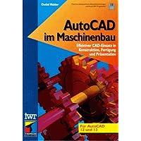 AutoCAD im Maschinenbau
