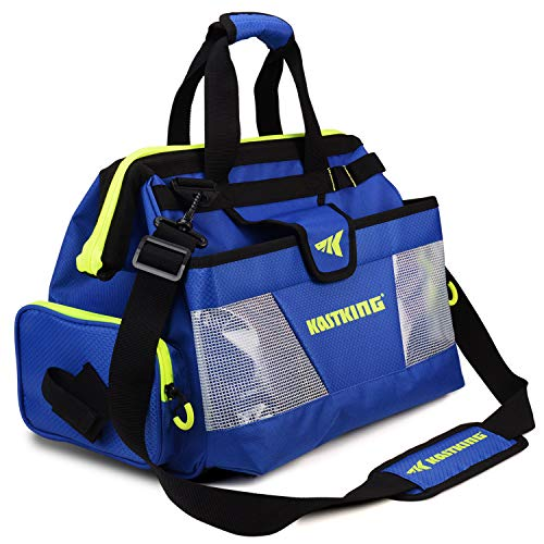 Utility Boat Bag - KastKing Fishing Tackle Bag,Large,TB71 (Without Boxes, 14.2x11.4x8.3 Inches)