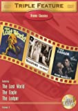 Drama Classics Triple Feature, Vol. 8 (The Lost World / The Eagle / The Lodger)