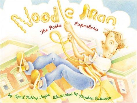 Read Online Noodle Man: the Pasta Superhero PDF