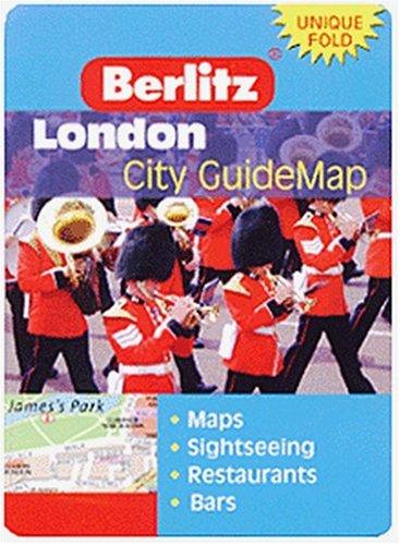 Read Online London Berlitz Z Map pdf