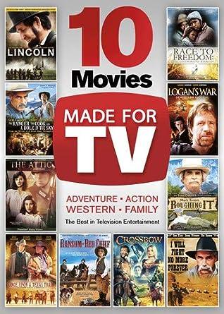 Amazon com: 10 Movies Made for TV: James Garner, Sam