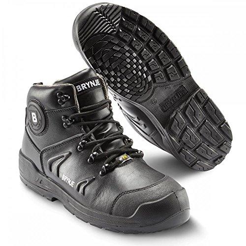 Brynje Chaussures de sécurité modèle Hill, S3SRC ESD