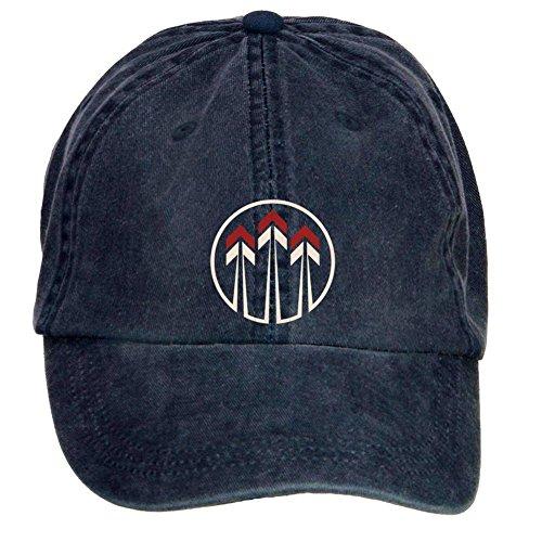 [FENGTING John Butler Trio Jam Band Logo Adult Cotton Washed Baseball Cap With Adjustable Velcro One Size ColorName Hats Caps] (Logo Adjustable Cotton)