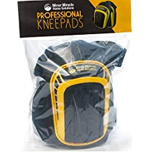Premium Knee Pads For Work (1 Pair) Comfy Professional Kneepads That Stay In Place And Don't Slip Down. Kneepad Used With Shorts or Pants. Knee pad Gentle With Your Knees - 5 Year Warranty