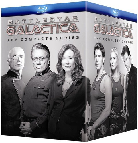 Battlestar Galactica: The Complete Series [Blu-ray] (Commerce Series)