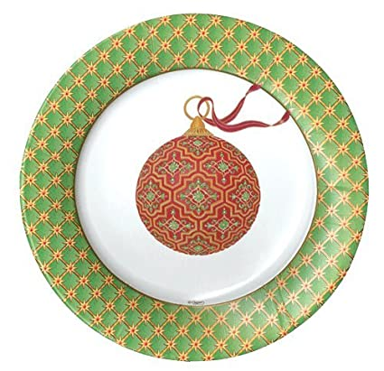 Top 10 Punto Medio Noticias | Decorative Christmas Paper Plates