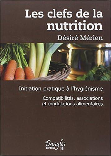 Livre gratuits Clefs de la nutrition epub, pdf