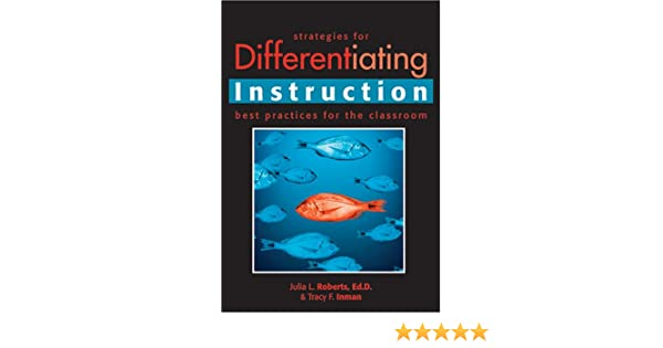 Workbook differentiated instruction worksheets : Strategies for Differentiating Instruction: Best Practices for the ...