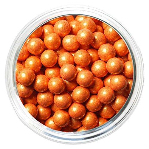 - Sixlets Shimmer Orange 2lb