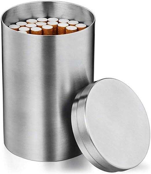 Bozaap Bote de Almacenamiento pequeño de Acero Inoxidable para té ...