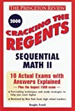 Sequential Math II Exam 2000, Princeton Review Staff and Douglas French, 0375755462