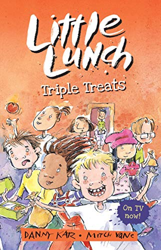 Little Lunch: Triple Treats - Lunch Little